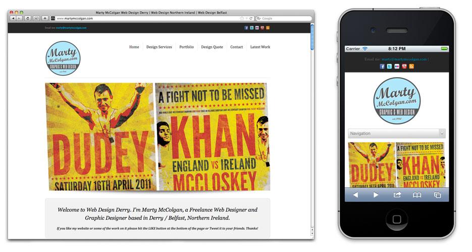 responsive web design belfast northern ireland | web design belfast | responsive web design derry