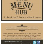 menu-hub-business-card-design